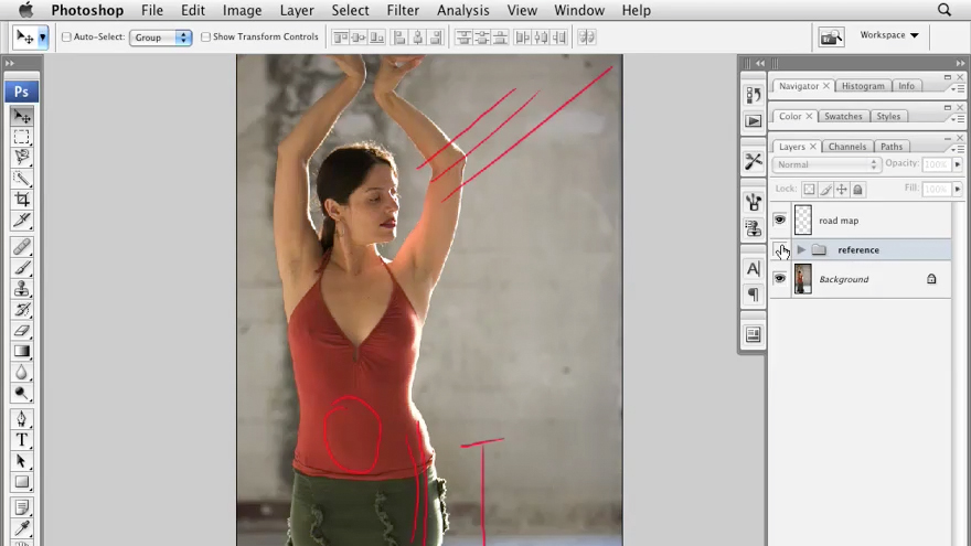 Welcome: Photoshop CS3 Portrait Retouching Essentials