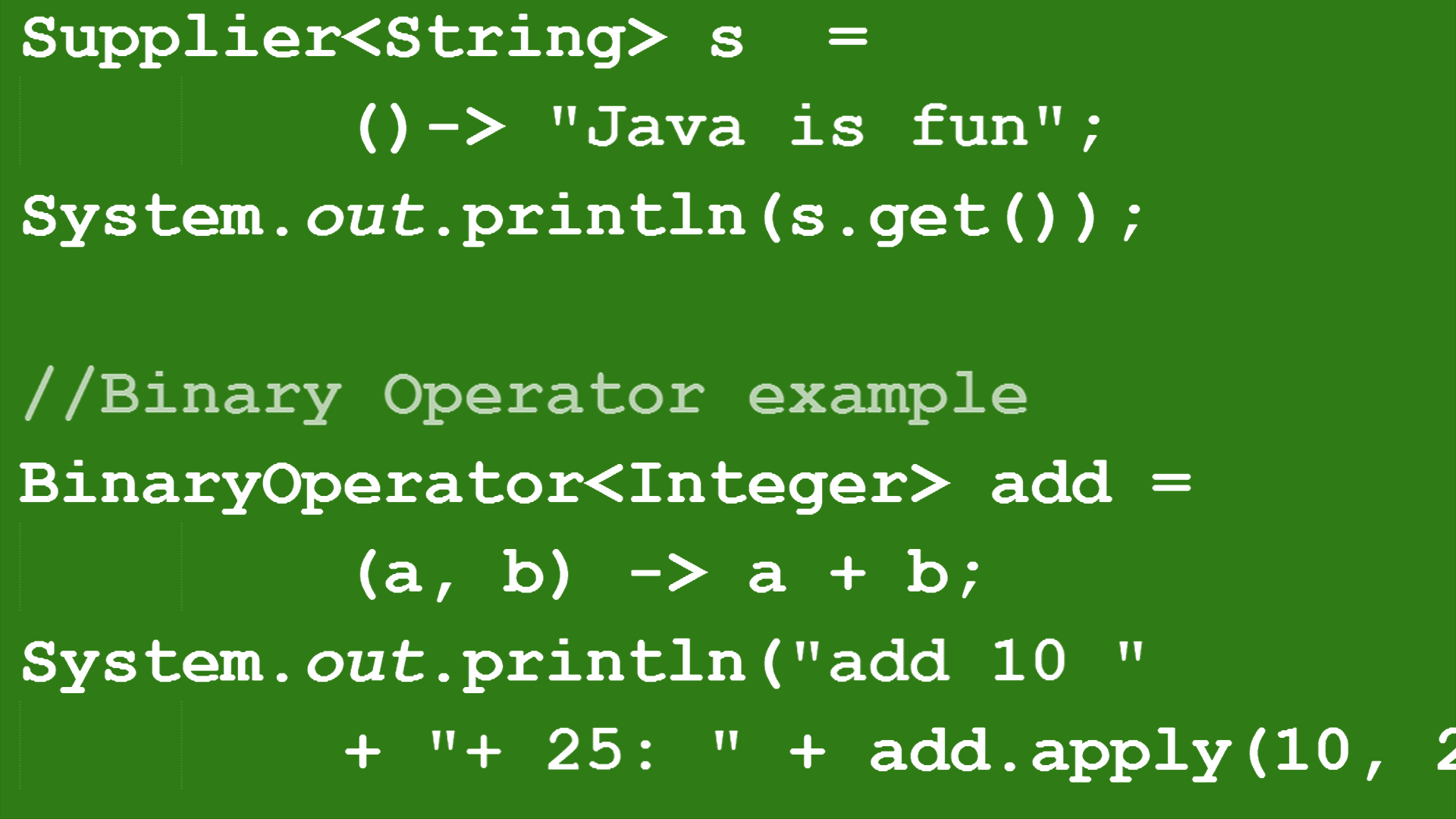 Event listeners learning java lambda expressions baditri Image collections