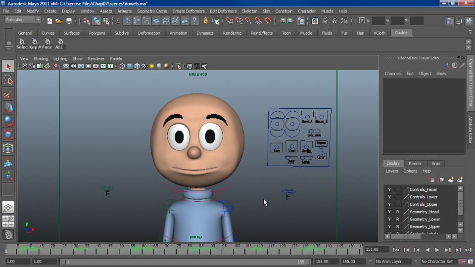 Introduction: Character Animation: Maya