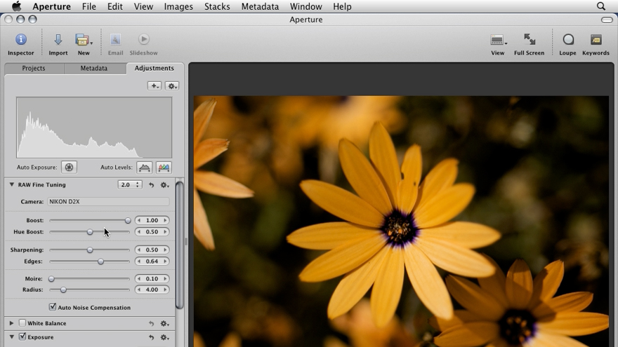 Introduction: Aperture 2 New Features