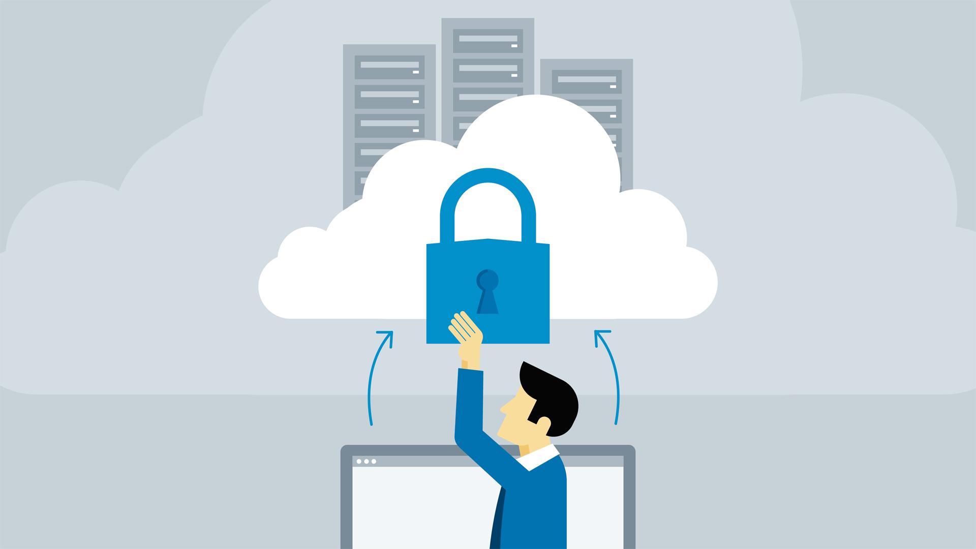 Para hospedagem em nuvem privada, o investimento em licenças de software SAP é avançado