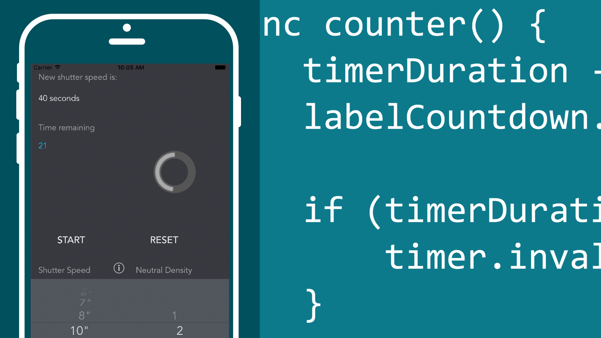 Create UI to code connections in Xcode