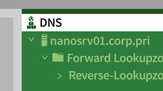 DNS-Implementierung im Windows-Netzwerk