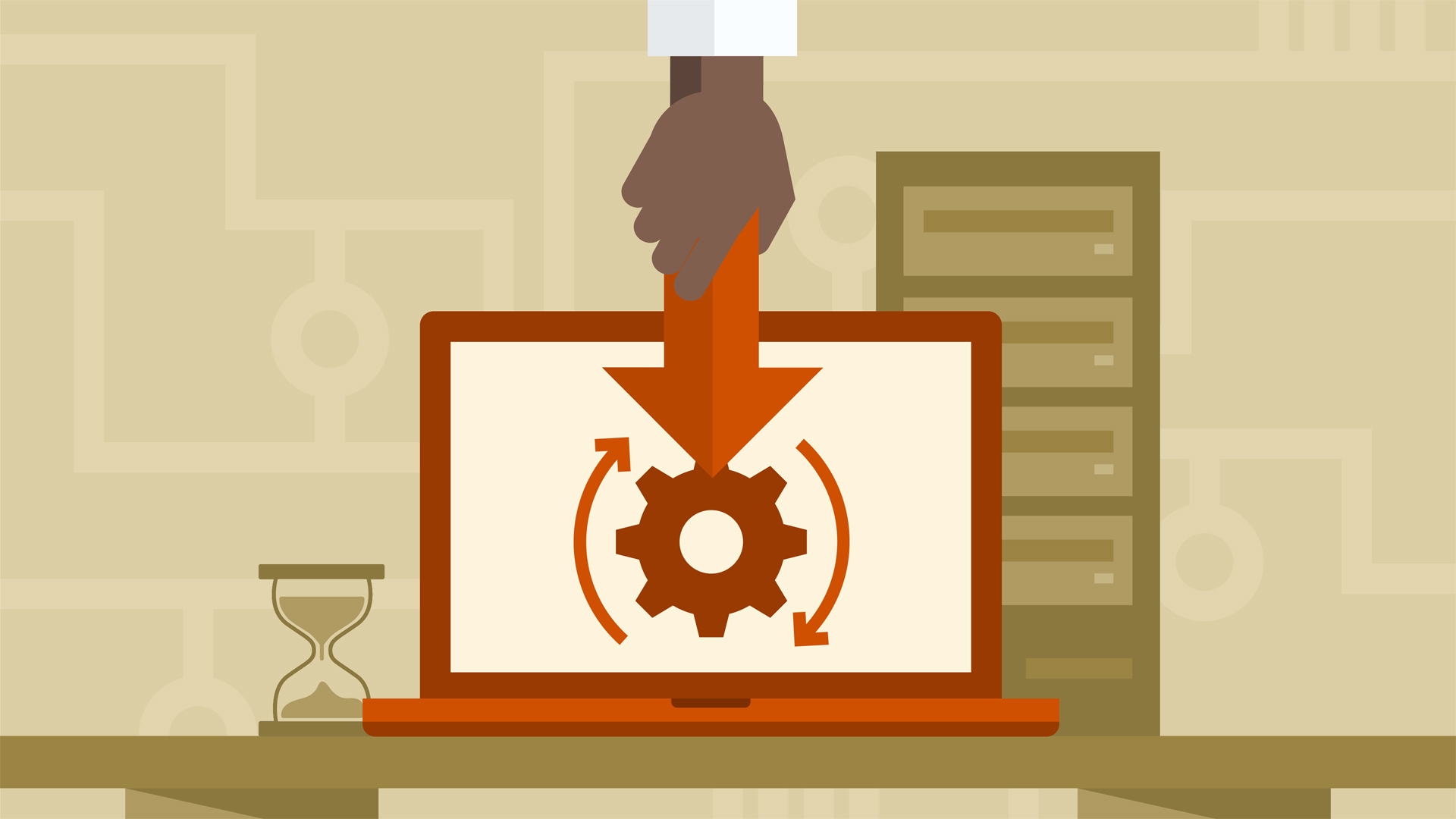 Upgrade vCenter Server Appliance (vCSA)