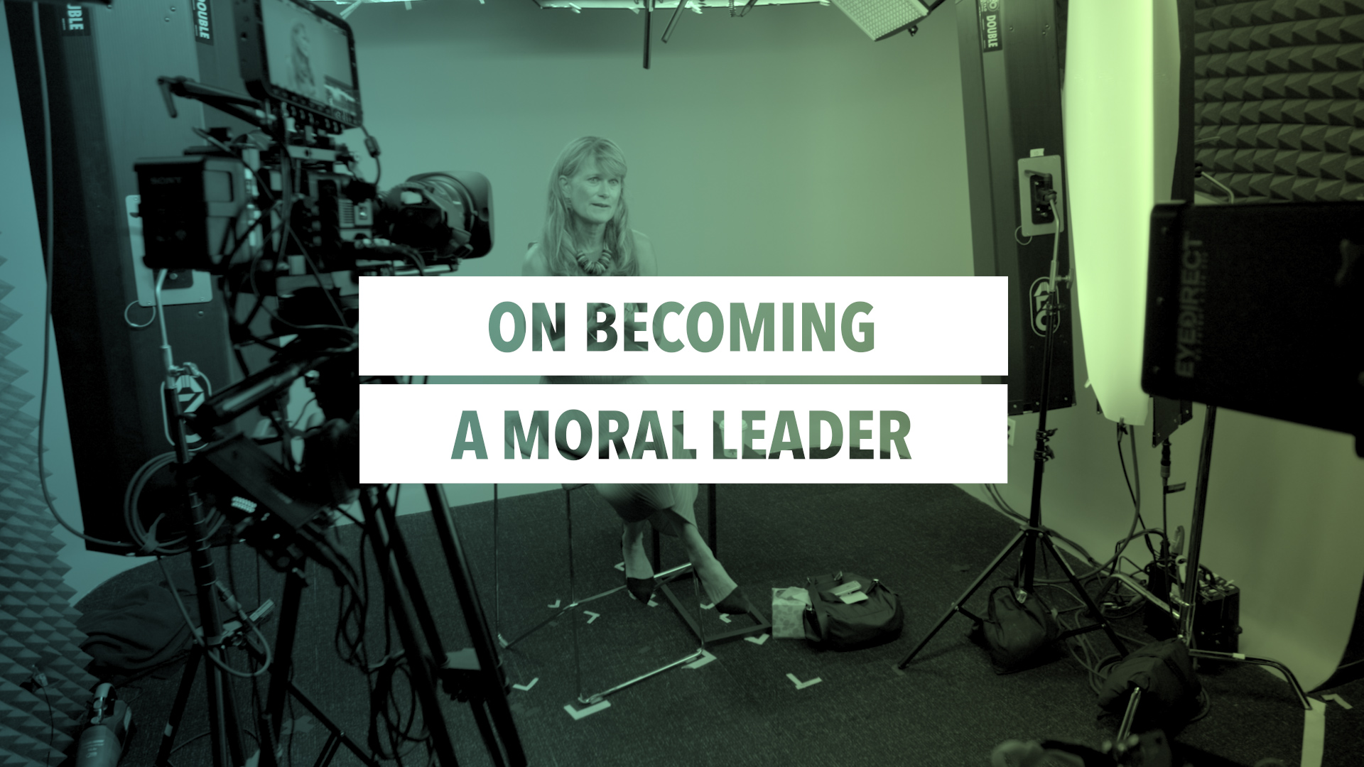 Qualities of a moral leader: On Becoming a Moral Leader