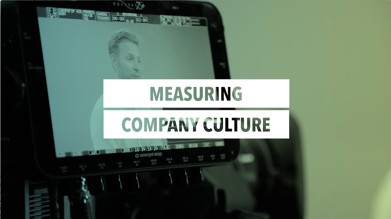 Keys to successful company culture: Measuring Company Culture