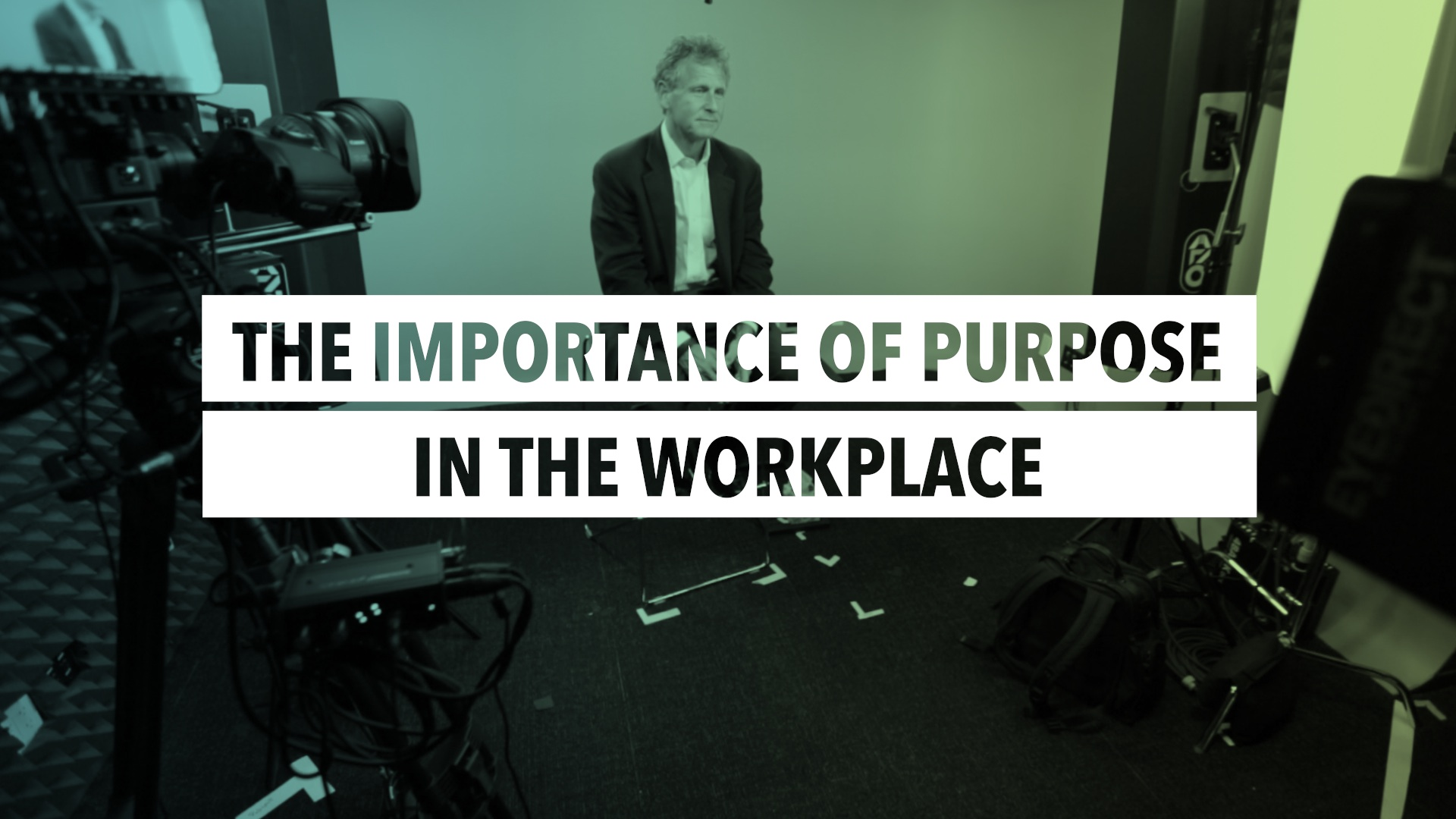 Develop a career playbook: The Importance of Purpose in the Workplace