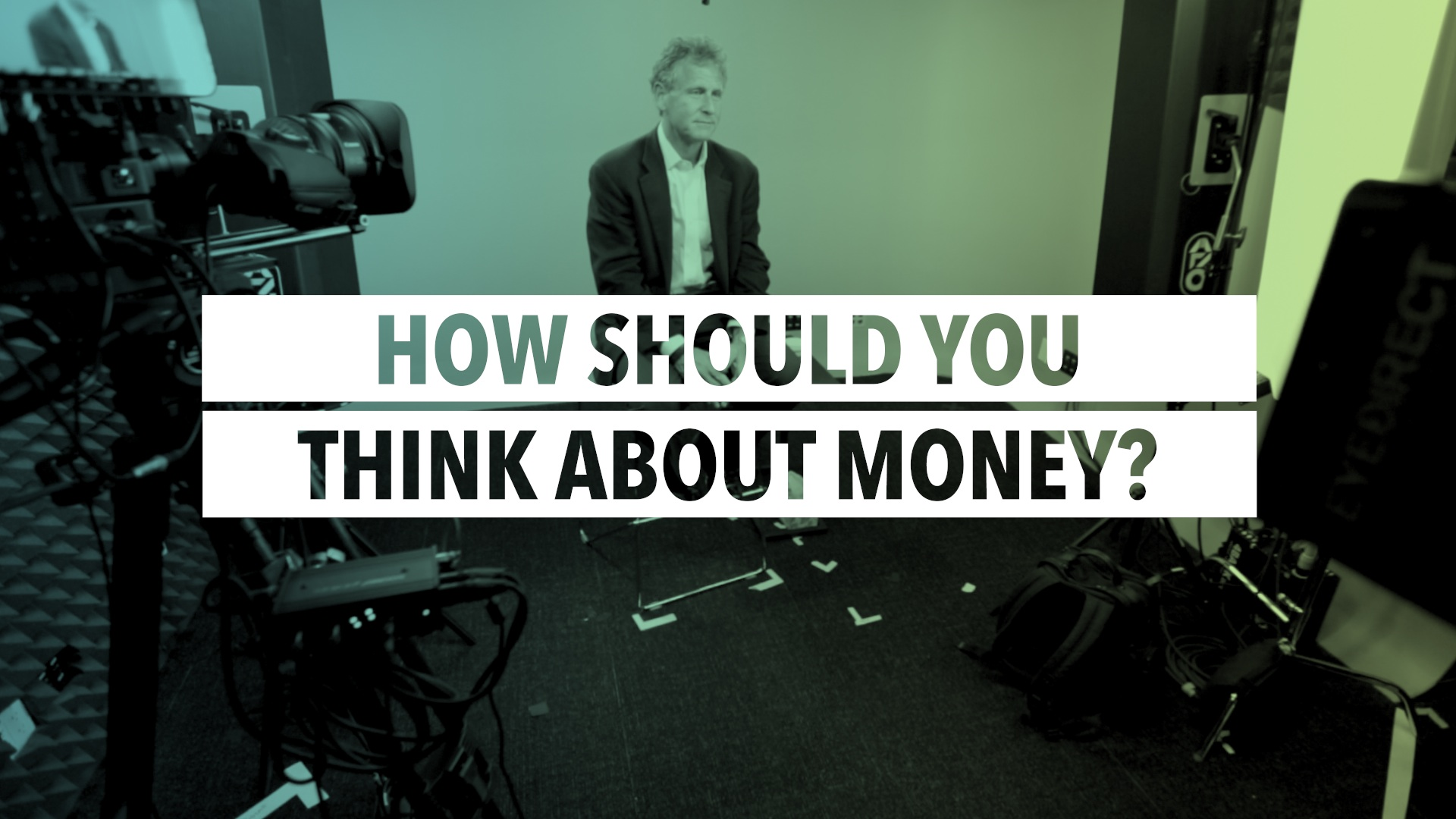Money, job satisfaction, and lifestyle: How Should You Think About Money?