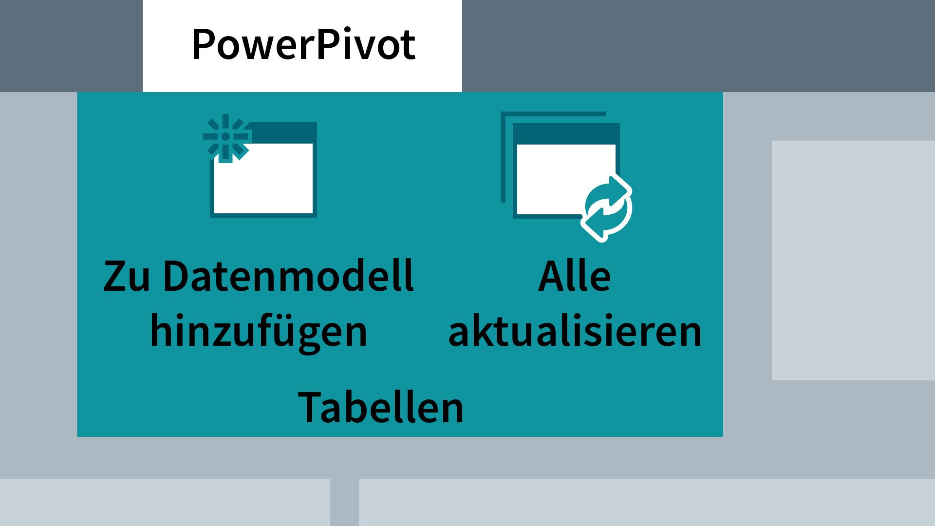 Das Datenmodell mit einer CSV-Datei erweitern