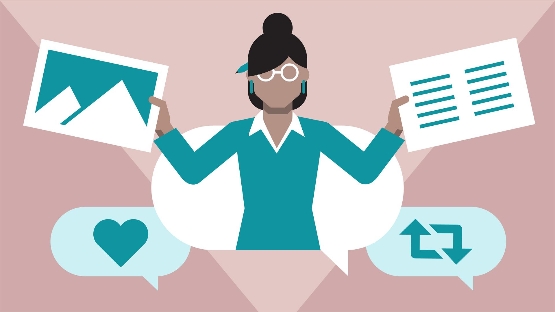 Creating A Portfolio On Facebook