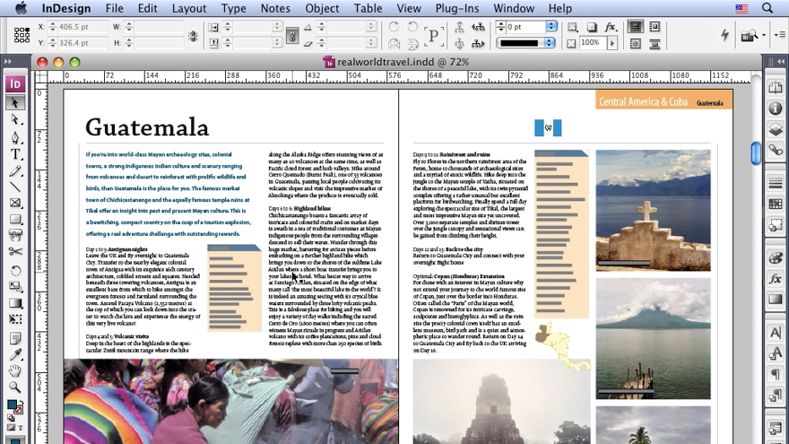 Welcome and how to use the exercise files: InDesign CS3 Long Documents