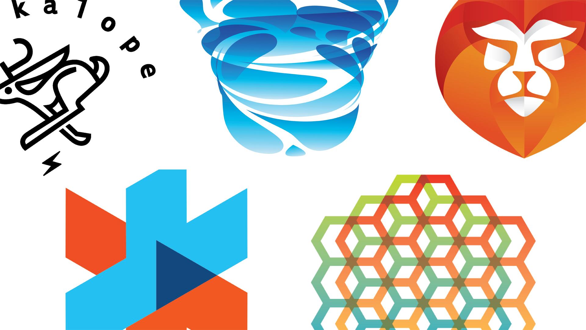Line Art Logo Maker : Line art logo maker create a lines template