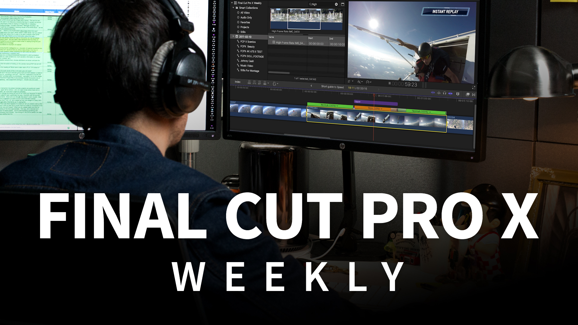Final Cut Pro X Weekly