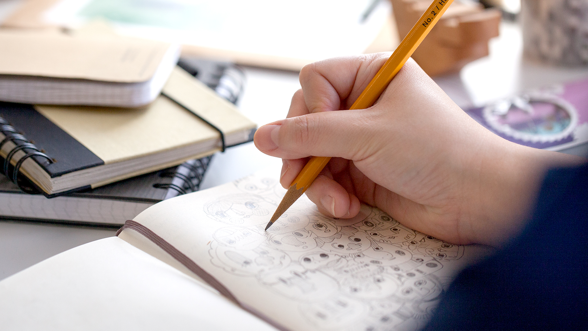 Careers in writing and art