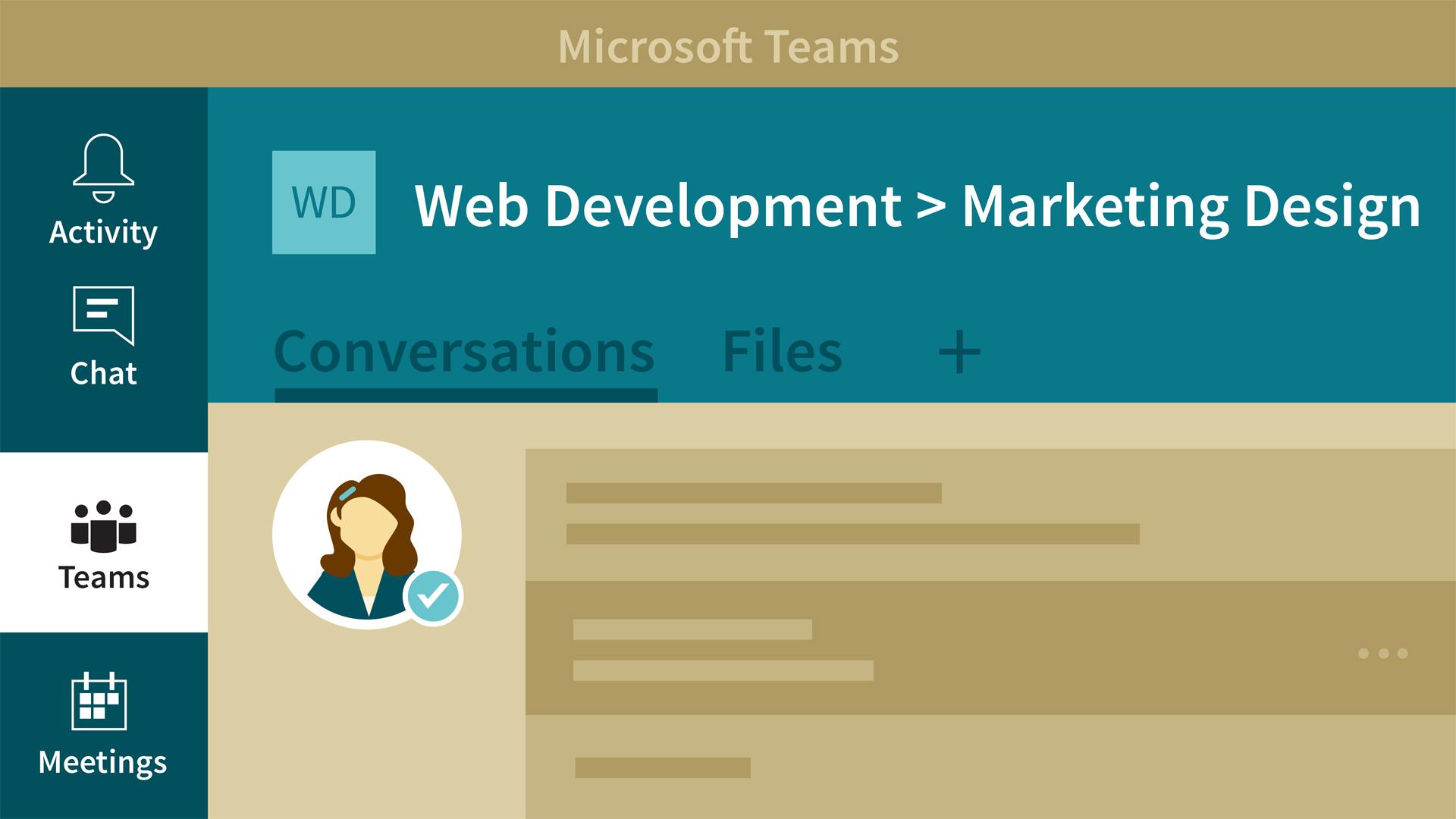 Microsoft teams essential training 2017 1betcityfo Gallery