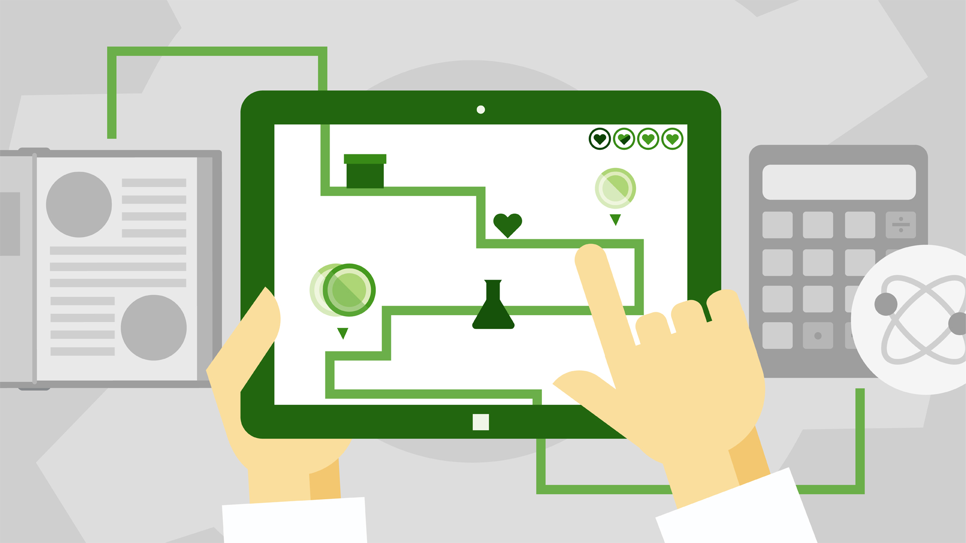 gamification for interactive learning
