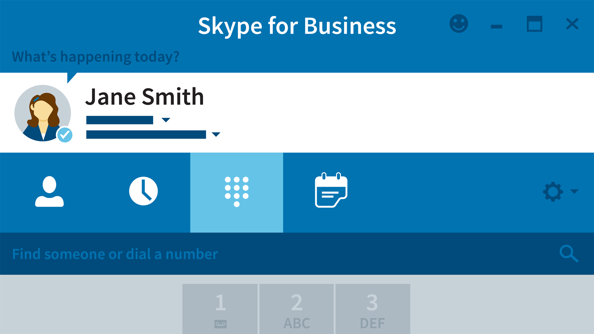 skype for business app iphone setup