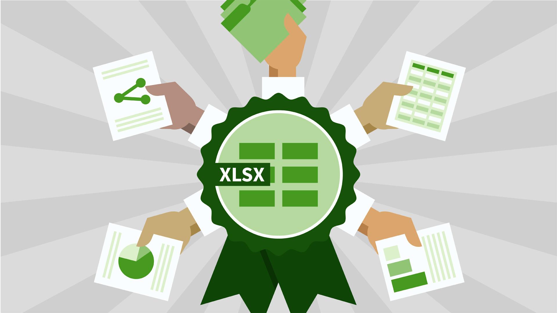 Cert Prep Excel 2013 Microsoft Office Expert Part One 77 427