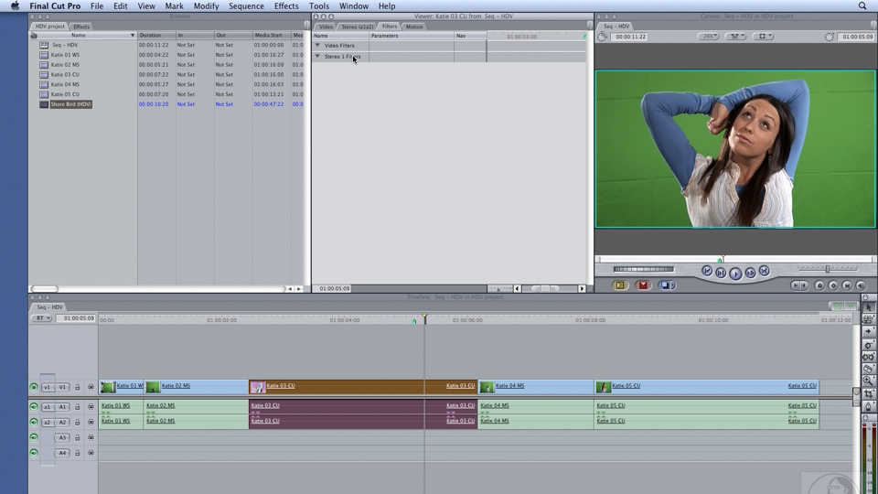 : HD Workflows with Final Cut Studio 2