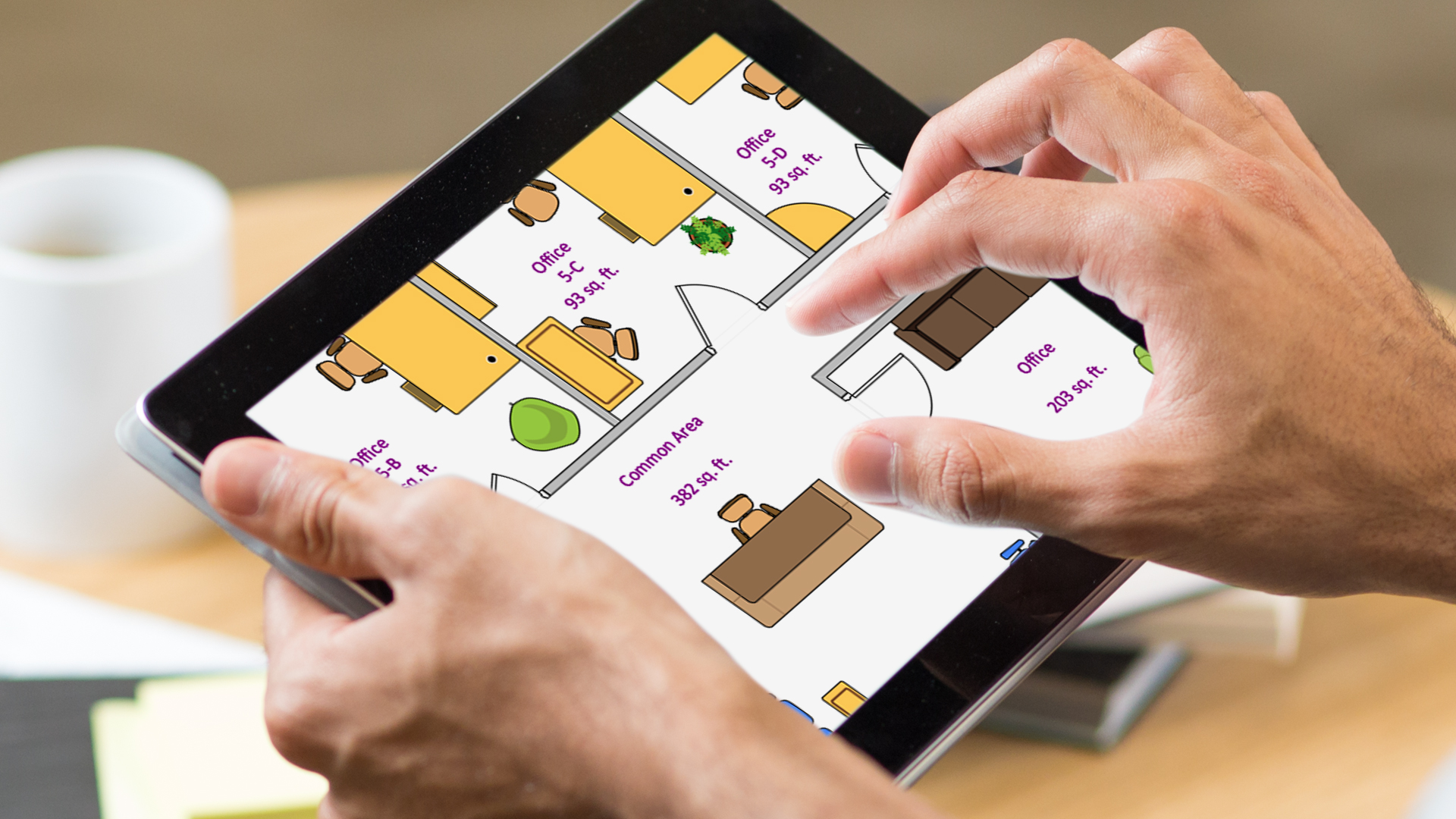 Interact with Visio diagrams - Visio on Mobile and Visio Online: First Look