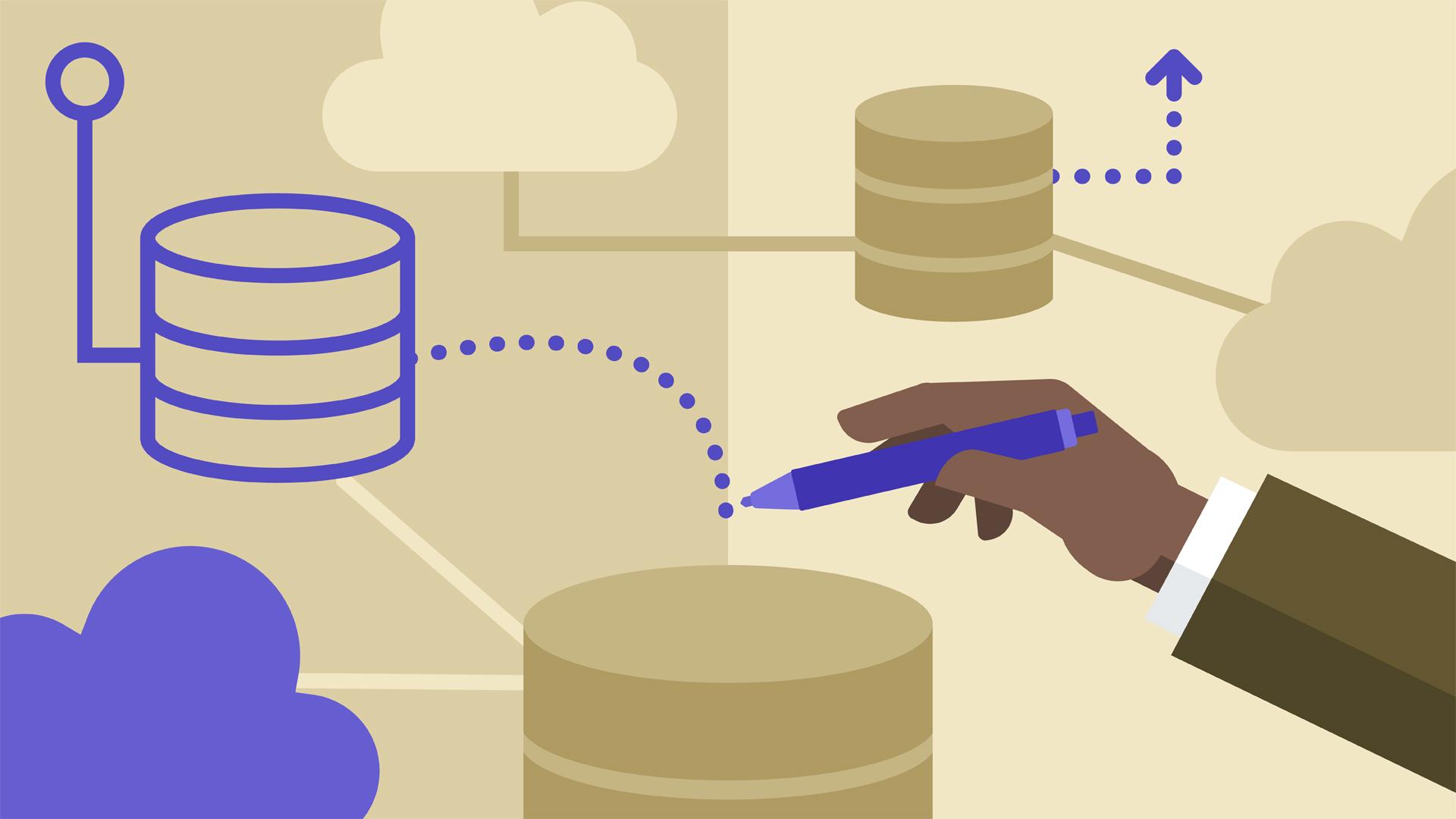 [Lynda] Microsoft Azure: Design an Application Storage and Data Access Strategy