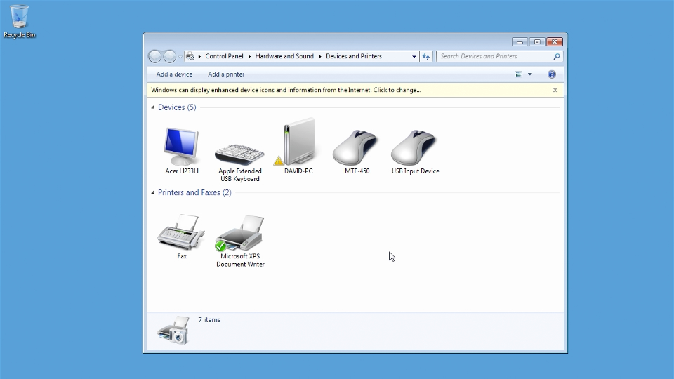 Welcome: Migrating from Windows XP to Windows 7