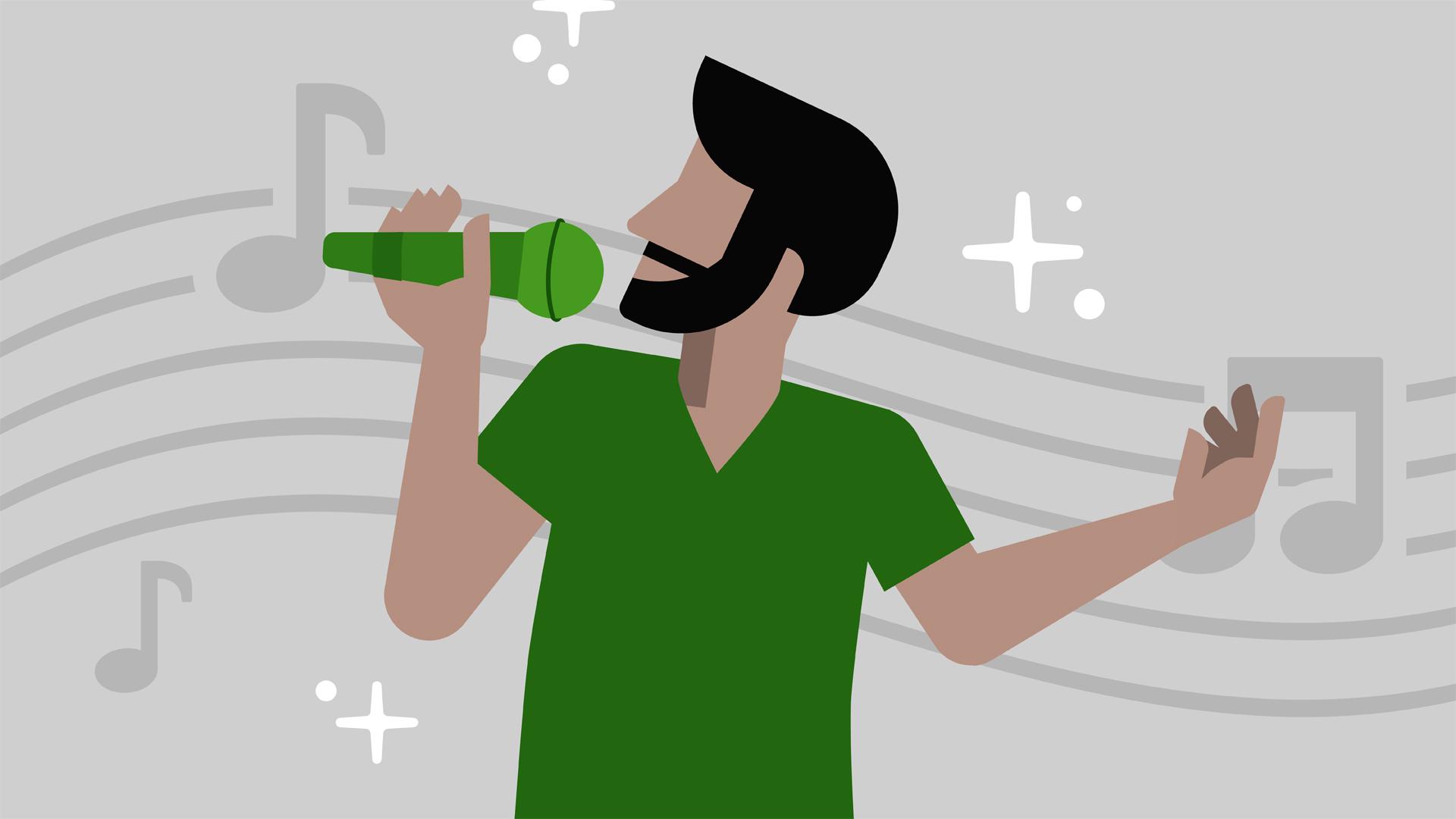 Singing harmony: Part 1
