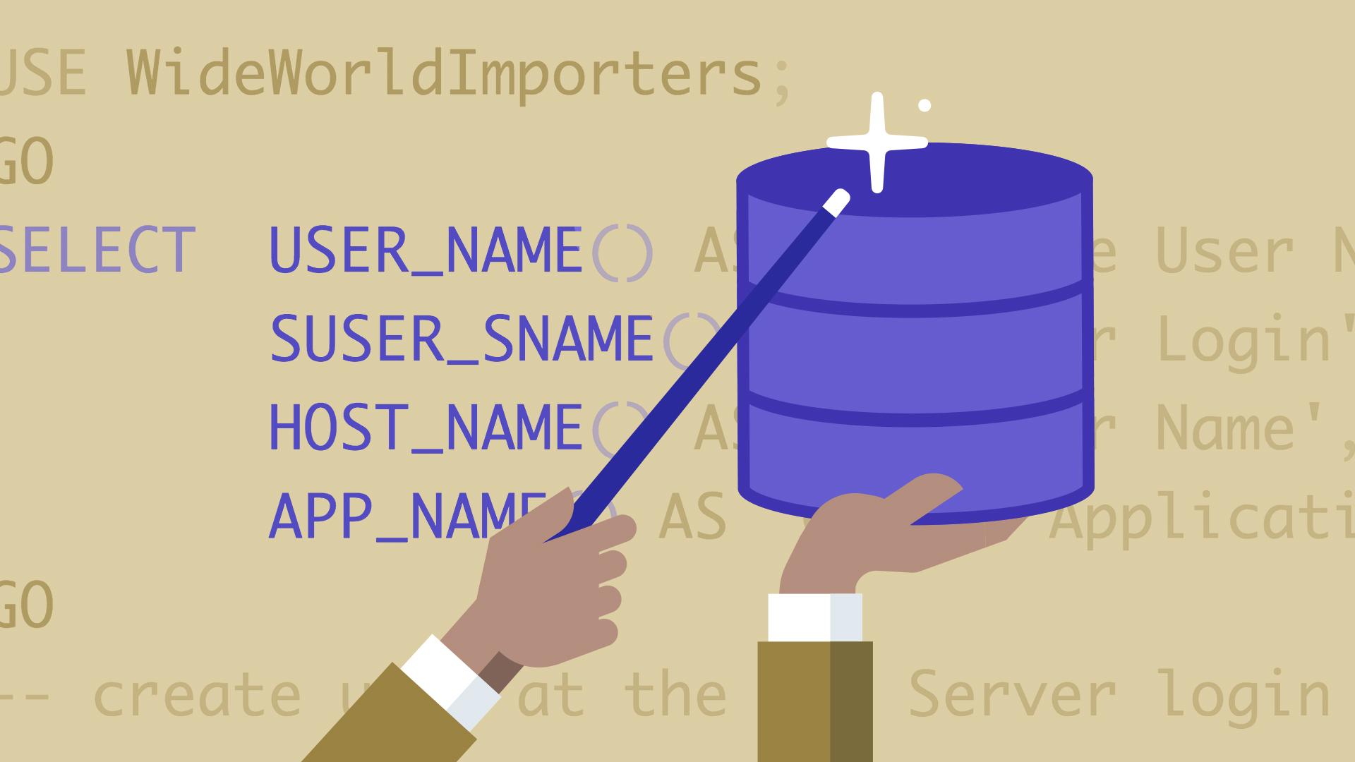 SQL Server 2016: Administer a Database Infrastructure