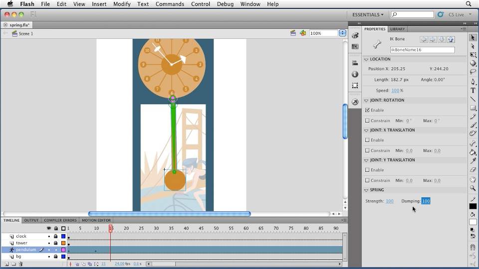 : Flash Professional CS5 New Features