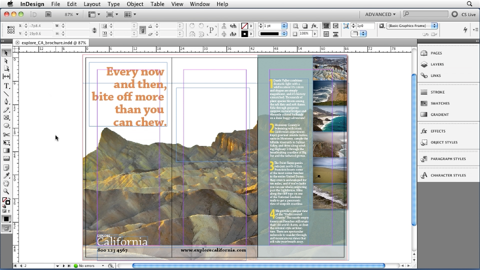 Welcome: InDesign CS5 Essential Training