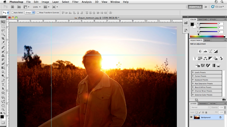Welcome: Photoshop CS5 for Photographers