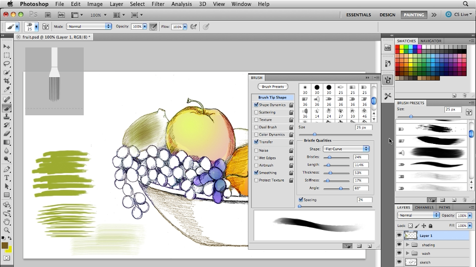 Welcome: Photoshop CS5 New Features