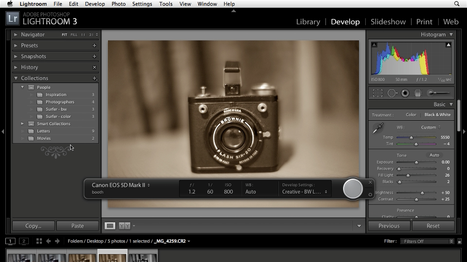 Welcome: Lightroom 3 New Features