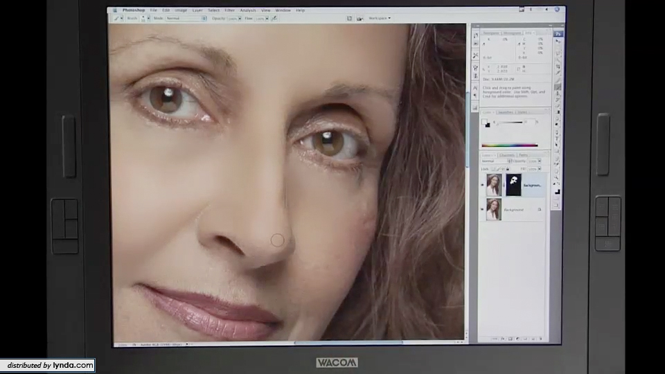 : Beyond Skin: Going Deeper with Photoshop CS3