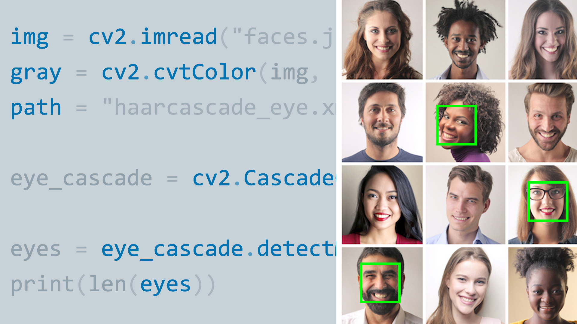 opencv for python developers