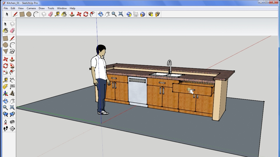 Welcome: SketchUp 7 New Features
