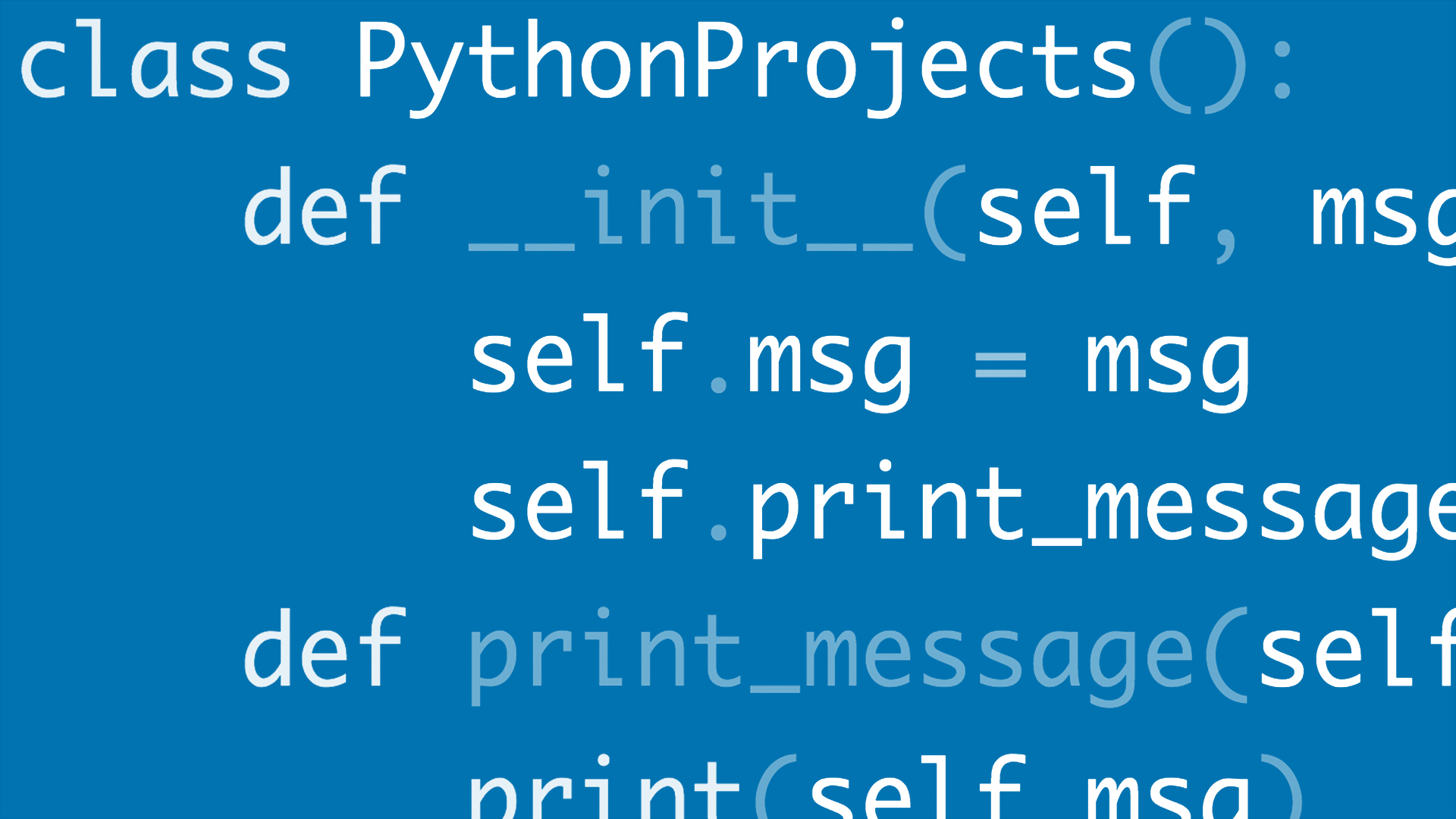 free python projects with source code