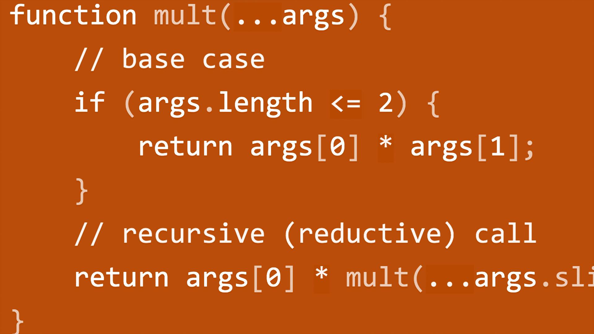Functional Lite Javascript