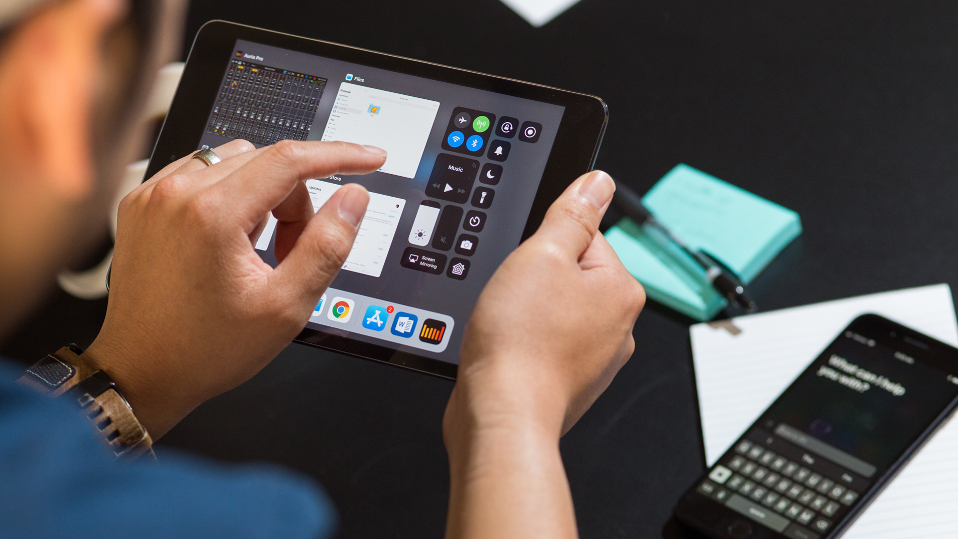 Ios 11 iphone and ipad essential training baditri Choice Image