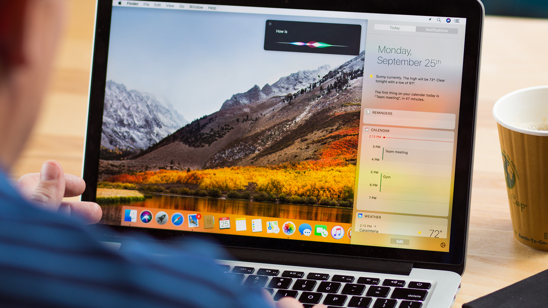macOS High Sierra Essential Training