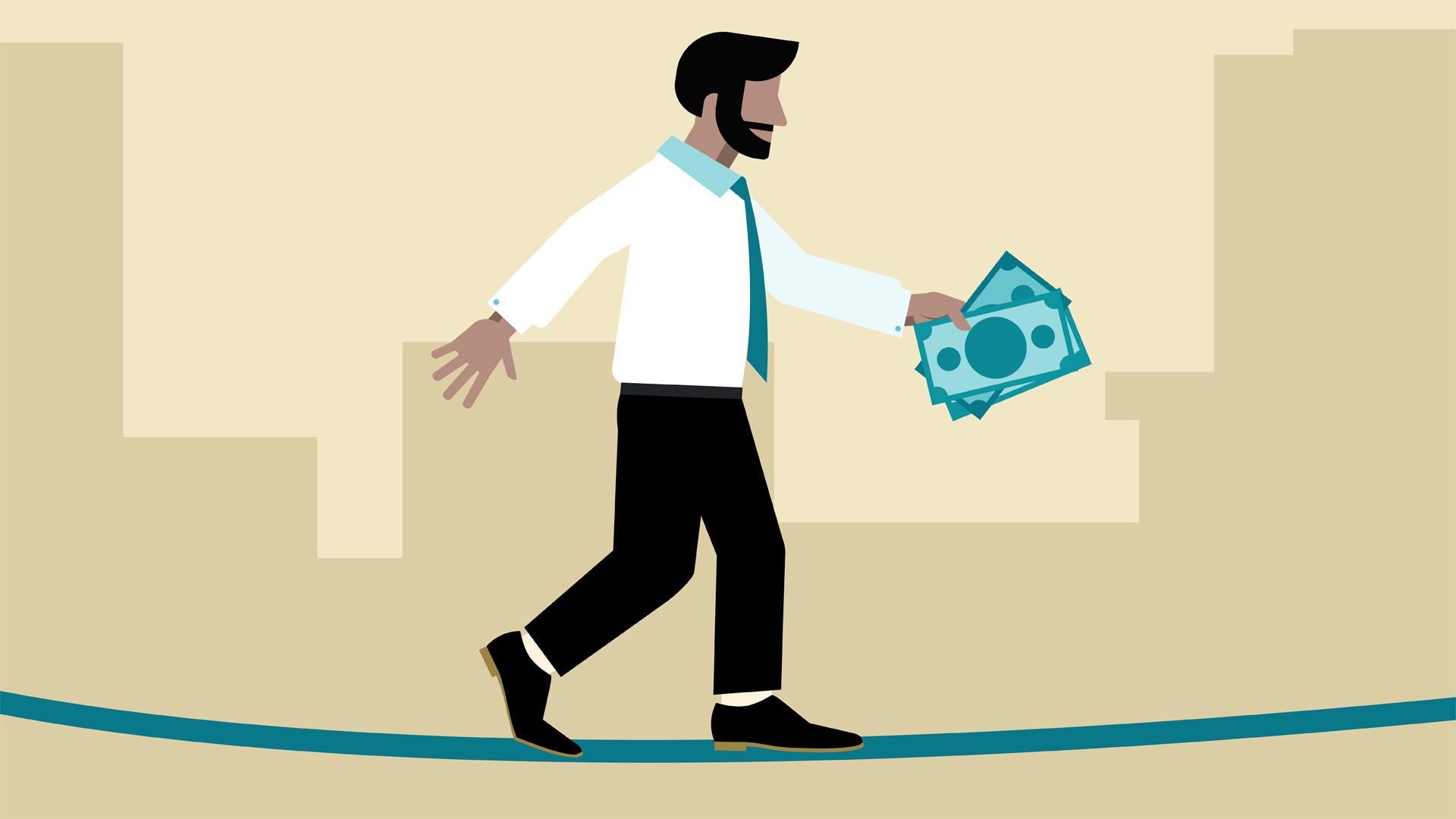 Khi thâm nhập thị trường, đi kèm với lợi nhuận cũng là các thử thách và rủi ro.