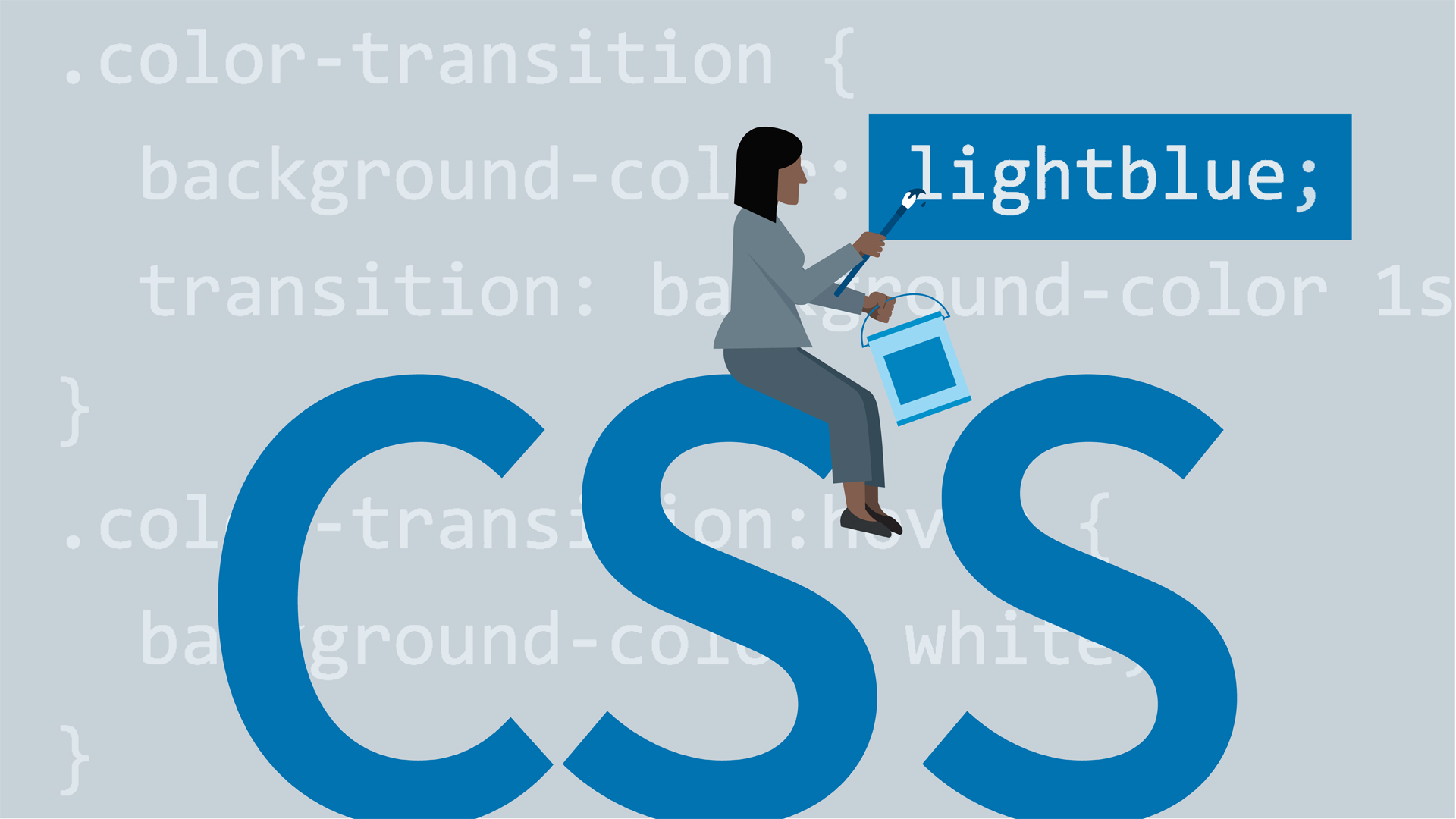 Image from CSS Essential Training 3 course on Lynda