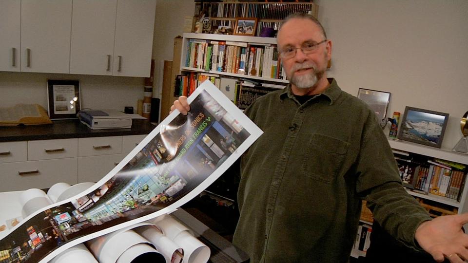 : Creative Inspirations: Bert Monroy, Digital Painter and Illustrator