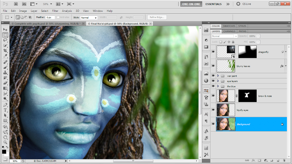 Welcome: Photoshop CS5 One-on-One: Advanced