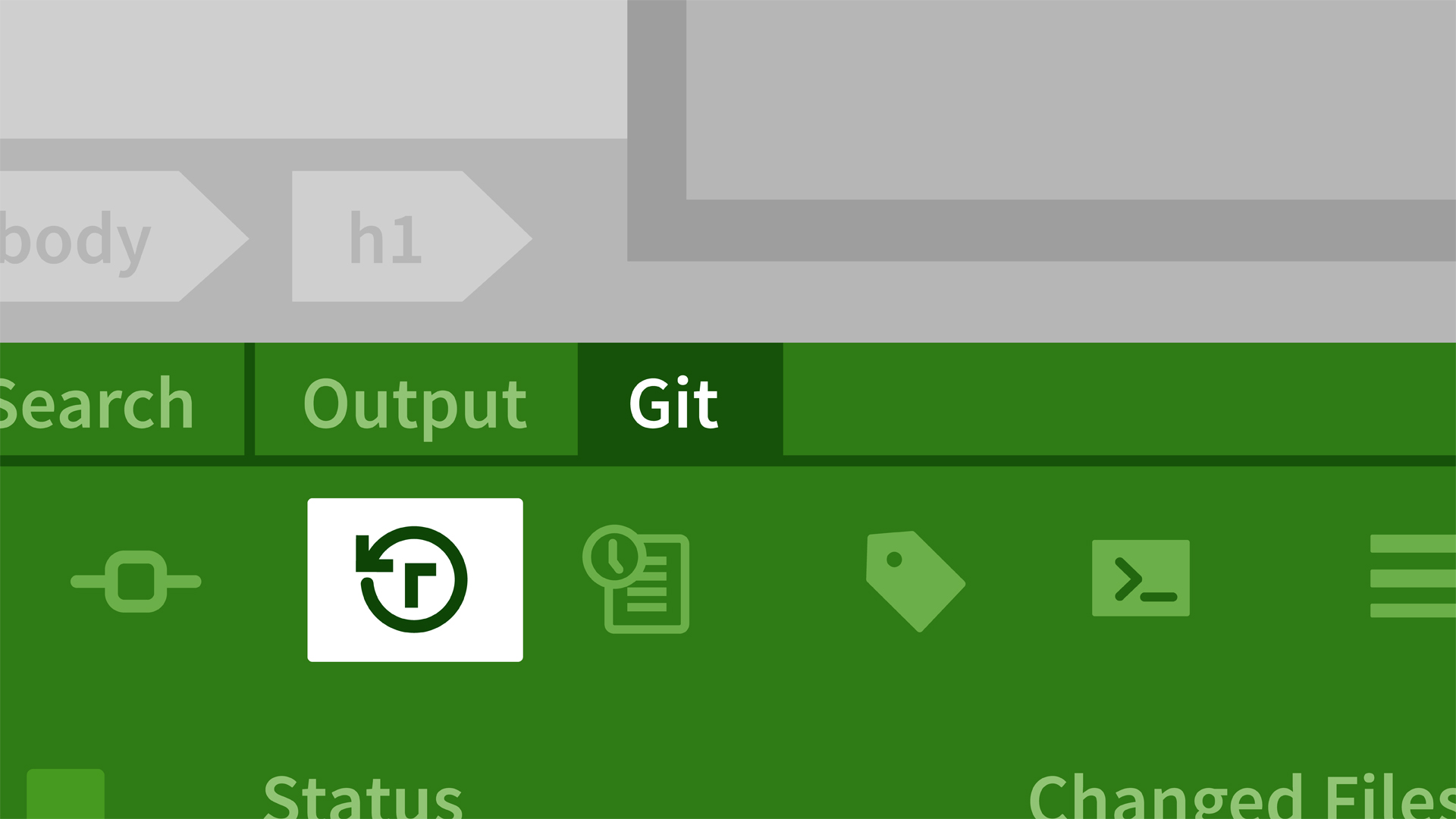 Dreamweaver: Working with Git Version Control