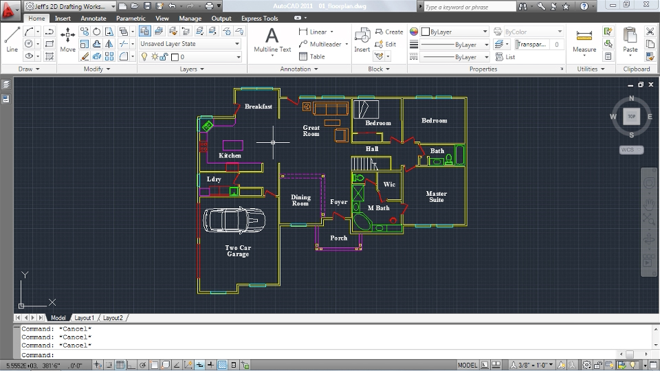 Welcome: AutoCAD 2011 Essential Training