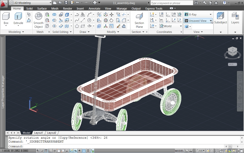 Welcome: AutoCAD 2011 New Features