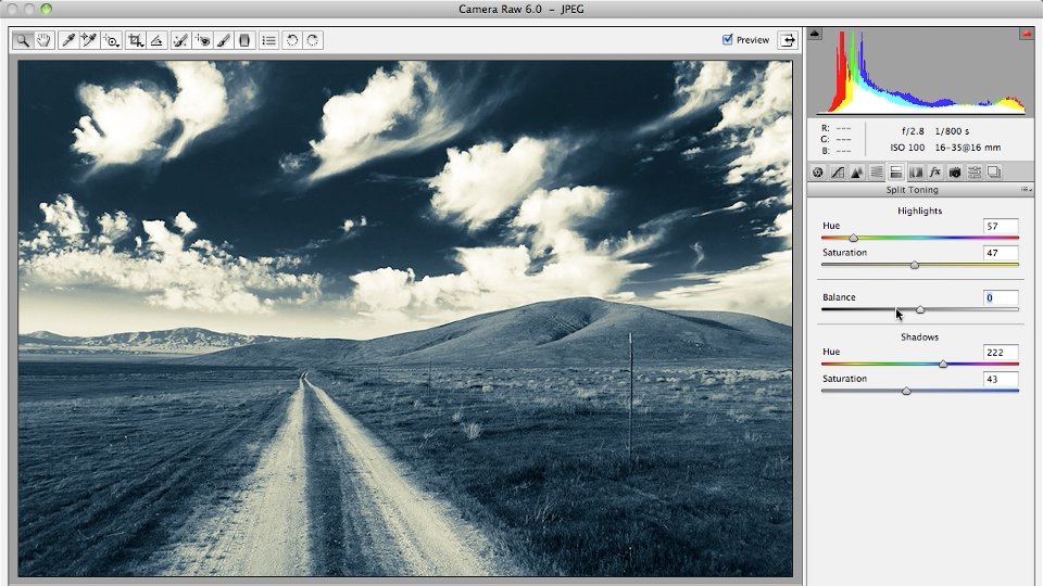 Welcome: Photoshop CS5 for Photographers: Camera Raw 6