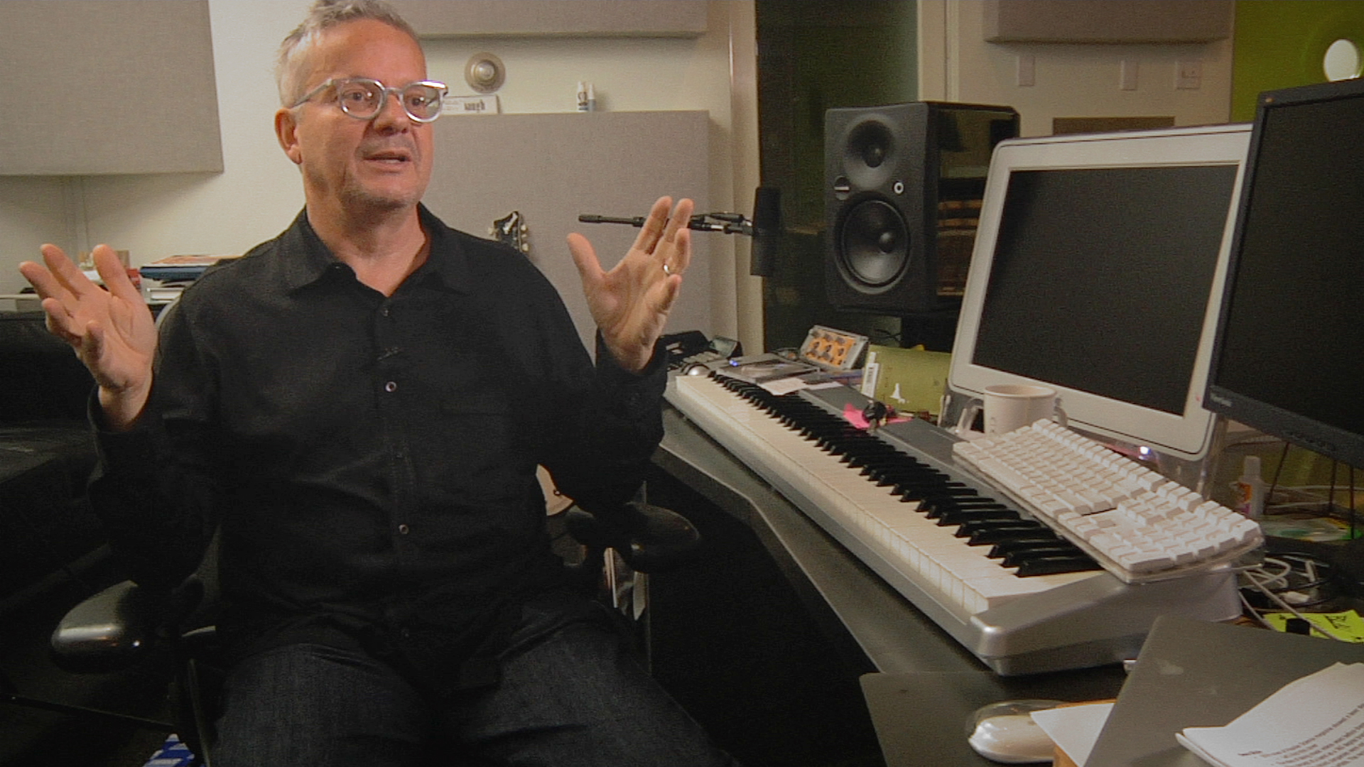 Introduction: Creative Inspirations: Mark Mothersbaugh, Music Composer