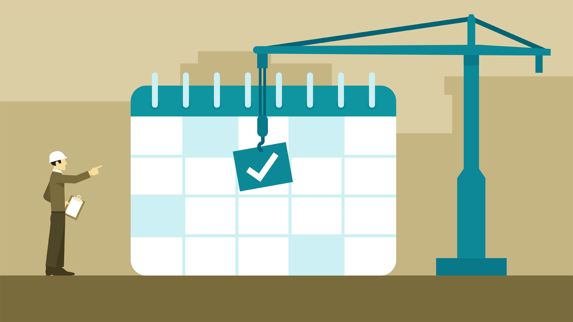 construction management planning and scheduling